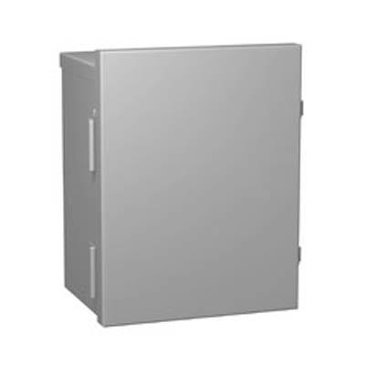 Hammond C3R886HCLO Metal Enclosure