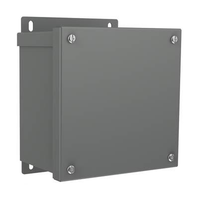 Hammond C3R886ESCNK Metal Enclosure