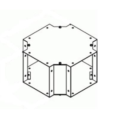 Hammond CWCF10G Cross Fitting