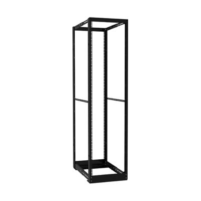 Hammond DC4R24 4-Post, Open Frame Rack
