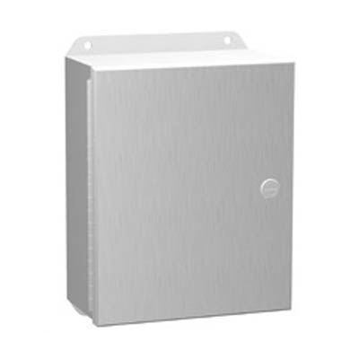Hammond EJ10106AL Aluminum Enclosure