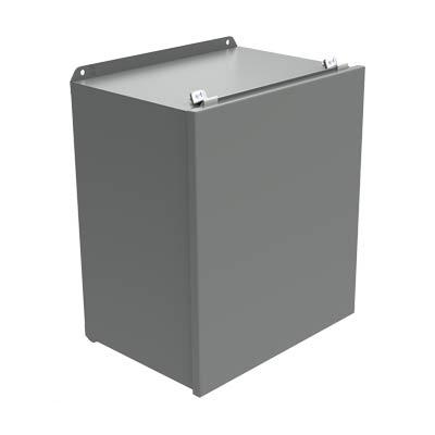 Hammond HJ1084LP Metal Enclosure
