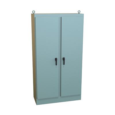 Hammond HN4FS904820 Metal Enclosure