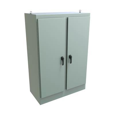 Hammond HN4FS907224DA Metal Enclosure