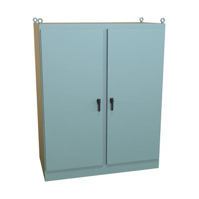 Hammond HN4FS907236 Metal Enclosure