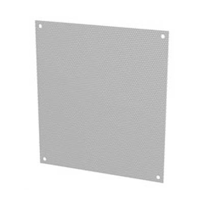 """Hammond Manufacturing N1JP1010PP Perforated Steel Back Panel for 10x10"""" Electrical Enclosures"""