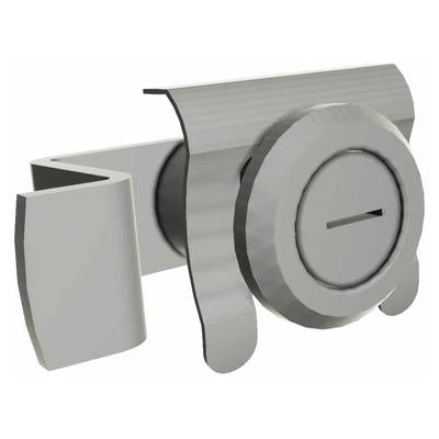 Hammond Manufacturing N1JLK Key Locking Latch