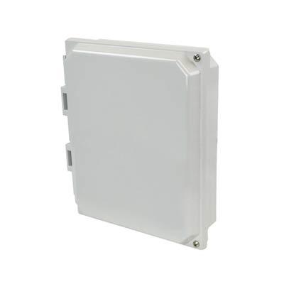 "Hammond 10x8"" Polycarbonate HMI Cover Kit for Enclosures | PJHMI108H"