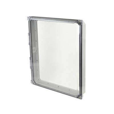 "Hammond 16x14"" Polycarbonate HMI Cover Kit for Enclosures 