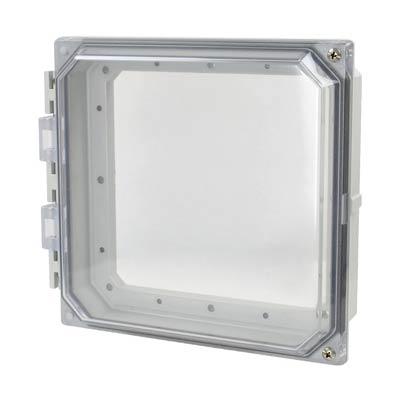"PJHMI66CCH | 6x6"" HMI Cover Kit | Hammond Manufacturing"