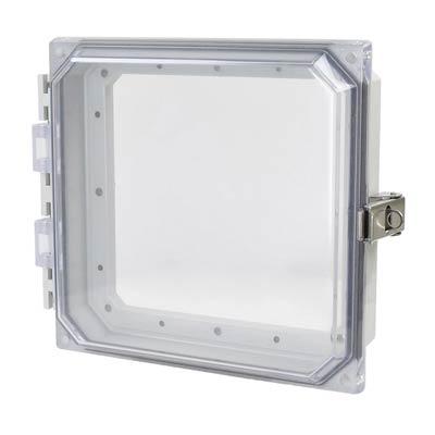"PJHMI66CCL | 6x6"" HMI Cover Kit | Hammond Manufacturing"
