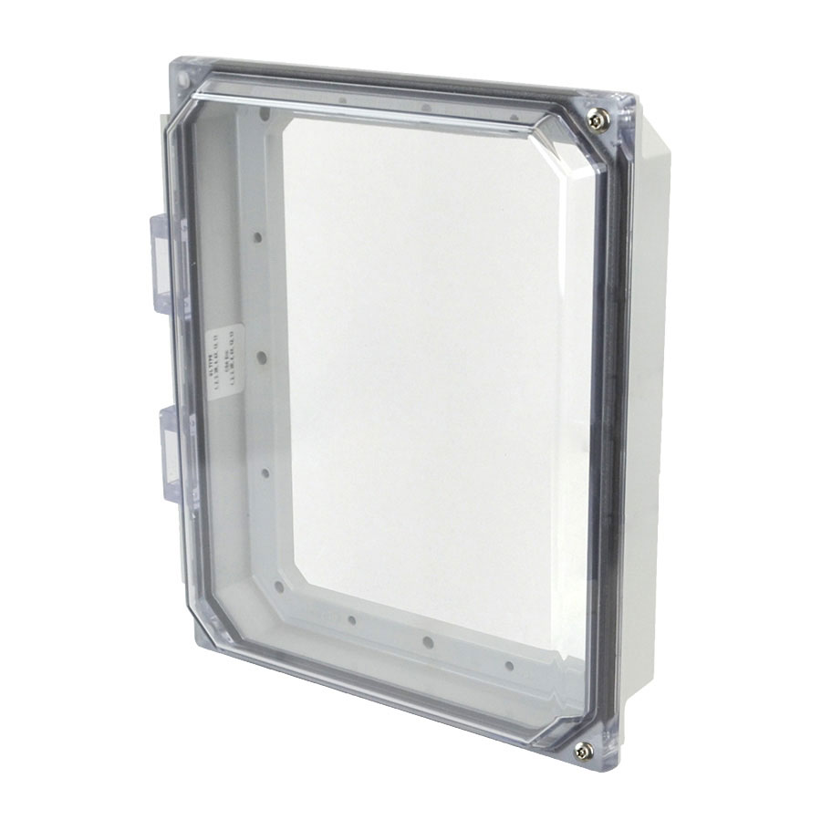 "PJHMI86CCHTP   8x6"" HMI Cover Kit   Hammond Manufacturing"