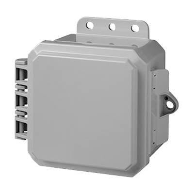 Integra P4043 Polycarbonate Enclosure
