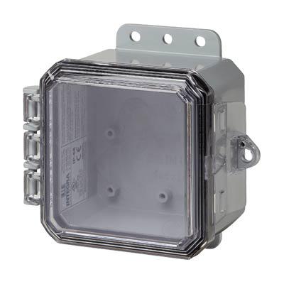 Integra P4043C Polycarbonate Enclosure