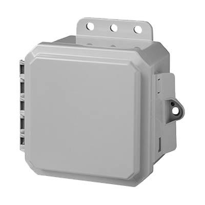 Integra P4043LP Polycarbonate Enclosure