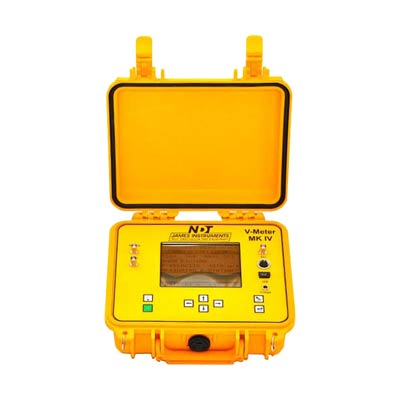 James Instruments V-C-403 V-Meter MK IV System