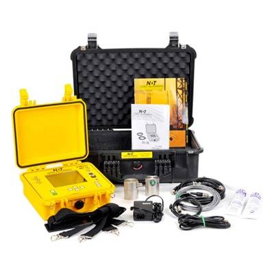 James Instruments V-C-401 V-Meter MK IV System with Transducers