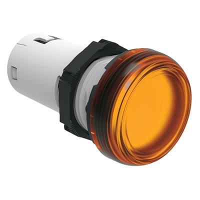 Lovato LPMLB1 LED Monoblock Pilot Light