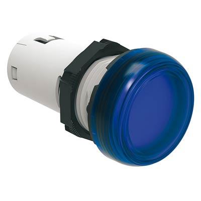 Lovato LPMLB6 LED Monoblock Pilot Light