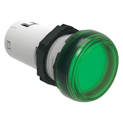 Lovato LPMLM3 LED Monoblock Pilot Light
