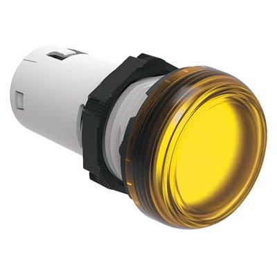 Lovato LPMLM5 LED Monoblock Pilot Light