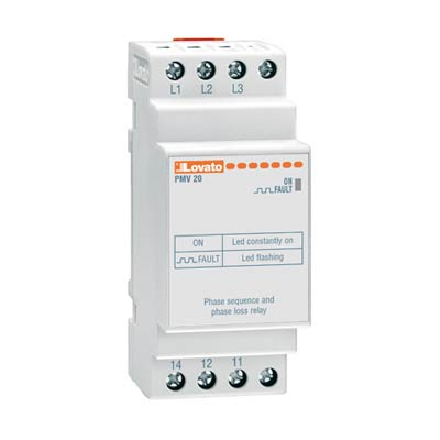 Lovato PMV20A575 Voltage Monitoring Relay
