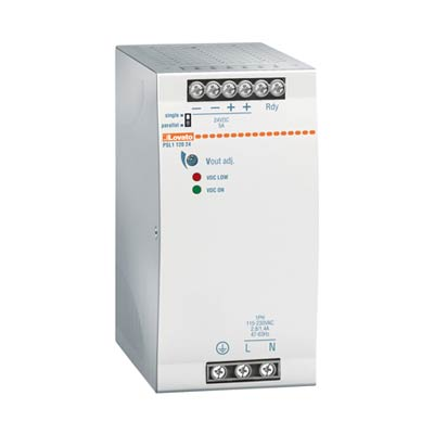 Lovato PSL112024 Single-Phase DIN Rail Switching Power Supply