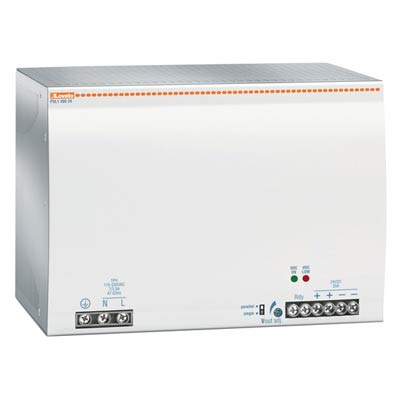 Lovato PSL148024 Single-Phase DIN Rail Switching Power Supply
