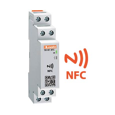 Lovato TMM1NFC Modular Time Relay