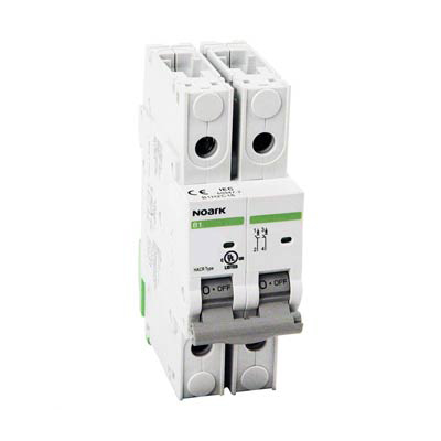 Noark B1NQ2B0.5 Mini Circuit Breaker