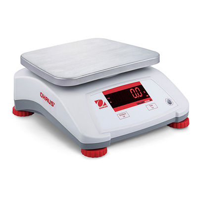 Ohaus Valor 2000 Multifunction Compact Bench Scale V22XWE1501T