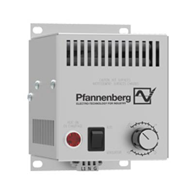 Pfannenberg FLH TF 125 800 Series Enclosure Heater