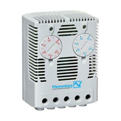 Pfannenberg 17141000010 Dual Enclosure Thermostat