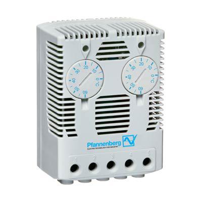 Pfannenberg 17143000000 Dual Enclosure Thermostat