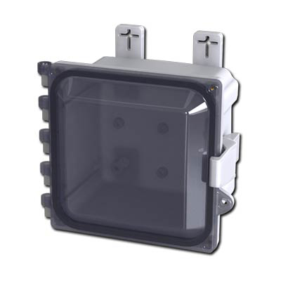 Saginaw SCE-606PCW Polycarbonate Enclosure