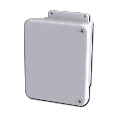 Saginaw SCE-806FG Fiberglass Enclosure