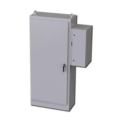 Saginaw SCE-90XD4018 Metal Disconnect Enclosure