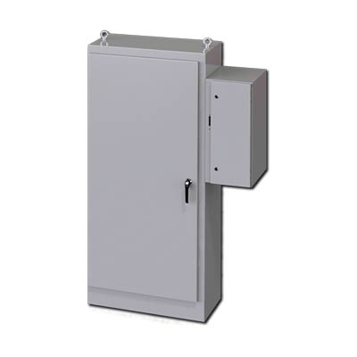 Saginaw SCE-90XD4018G Metal Disconnect Enclosure