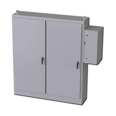 Saginaw SCE-90XD7818 Metal Disconnect Enclosure