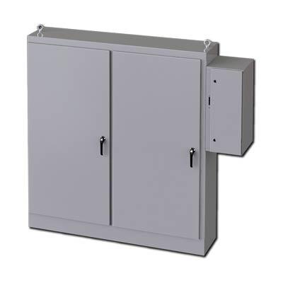 Saginaw SCE-90XD7818G Metal Disconnect Enclosure