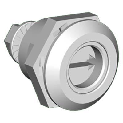 Saginaw Control & Engineering SCE-DLCA Quarter-Turn Latch
