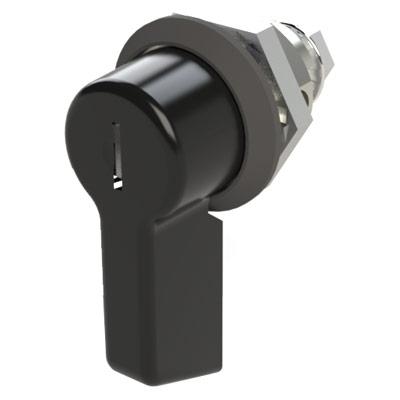 Saginaw Control & Engineering SCE-MINQKLB Key Locking Quarter-Turn Latch