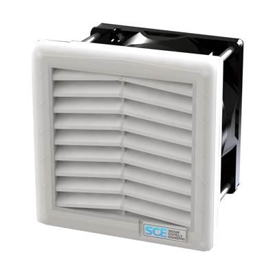 Saginaw SCE-N12FA33-230LG Filter Fan