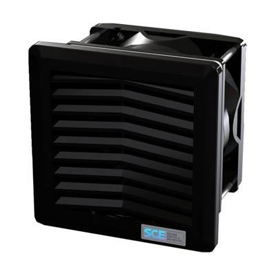 Saginaw SCE-N12FA33-24VDC Filter Fan