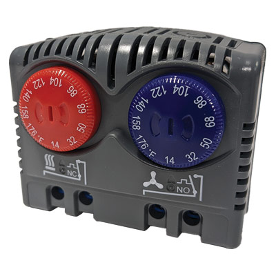 Saginaw SCE-TEMD Dual Enclosure Thermostat
