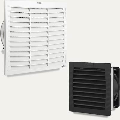 Enclosure Filter Fans Group Image
