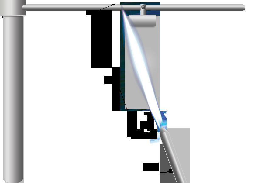 Vertical Burn test - UL 94 5V