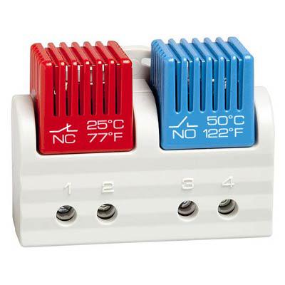 Stego 01163.0-03 Dual Tamperproof Enclosure Thermostat