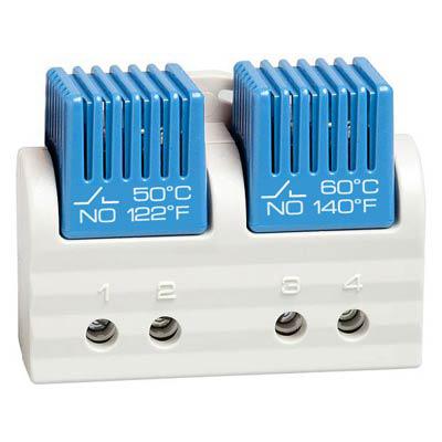 Stego 01164.0-00 Dual Tamperproof Enclosure Thermostat