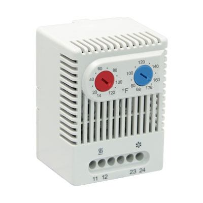 Stego 01175.0-01 Dual Enclosure Thermostat